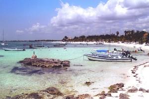 Akumal Bay, Mexico