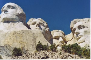 Mount Rushmore, South Dakota -- 2005
