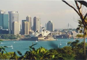 Sydney, Australia -- 1995