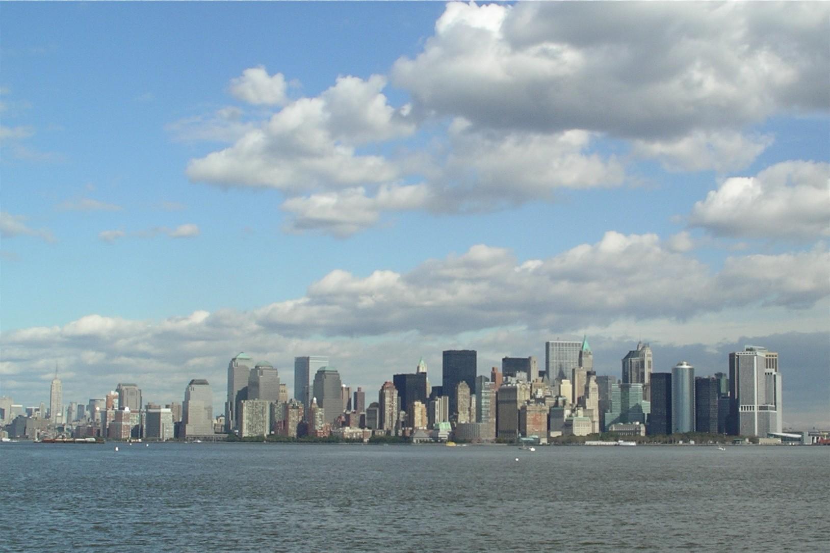 york city skyline day - photo #12