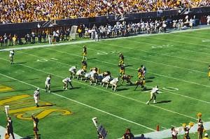 ASU vs Notre Dame 1998