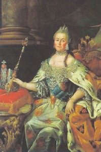 Catherine the Great, 1775