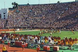 USC-UCLA game 1989