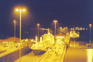 Pedro Miguel Lock, Panama Canal