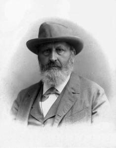 Dr. Eduard Suess (1831-1914)