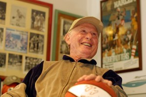 "Louis ""Red"" Klotz, 2011(photo credit:  Chris Polk/Associated Press)"