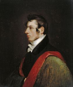 Samuel F.B. Morse, Self-Portrait (1812 -- he was 21) National Portrait Gallery, Washington