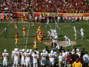 Arizona State v USC Nov 2012