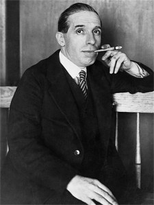 Charles Ponzi, who let about 40,000 people in on a rare investment opportunity.