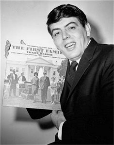 Vaughn Meader at the height of his fame