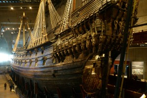 The Vasa Museum, Stockholm (photo by Sally Reeder)